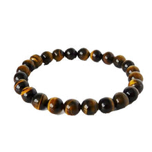 Tiger-Eye Bracelet - 8mm