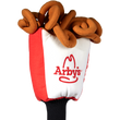 Arby's Curly Fry Driver Cover