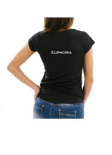 Women's Short Sleeved T-Shirt-Euphoria