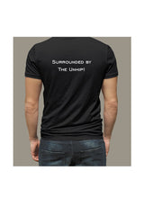Men's Short Sleeve T-Shirt-Surrounded by the unhip!