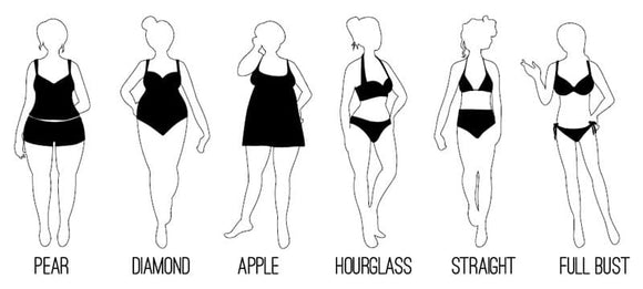 What´s the Best Swimsuit for your Body Type?