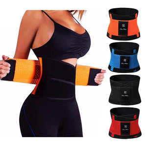 Hot Slimming Thermo Shaper Waist Trainer Neoprene Belt