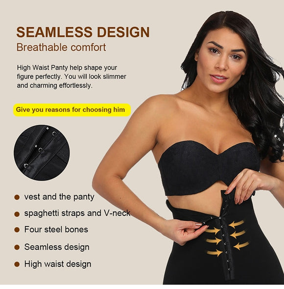 Control Panties Sexy Butt Lifter Slimming Shapewear