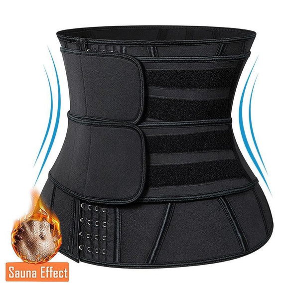 Black Slimming Belt Best sauna waist trainer