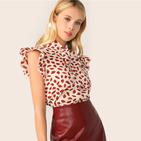 Women Summer Blouses and Tops
