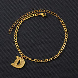 Gold Ankle Bracelet Initial Anklets For Women Jewelry For Women