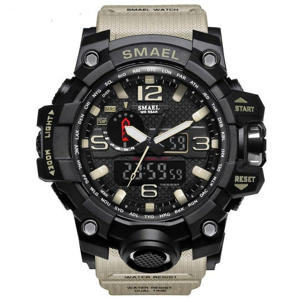 ´Mens Military Watches - Ophira Store