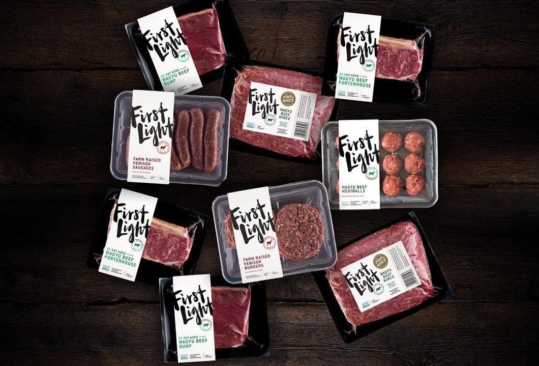 Feed the tribe pack (Wagyu and Venison)