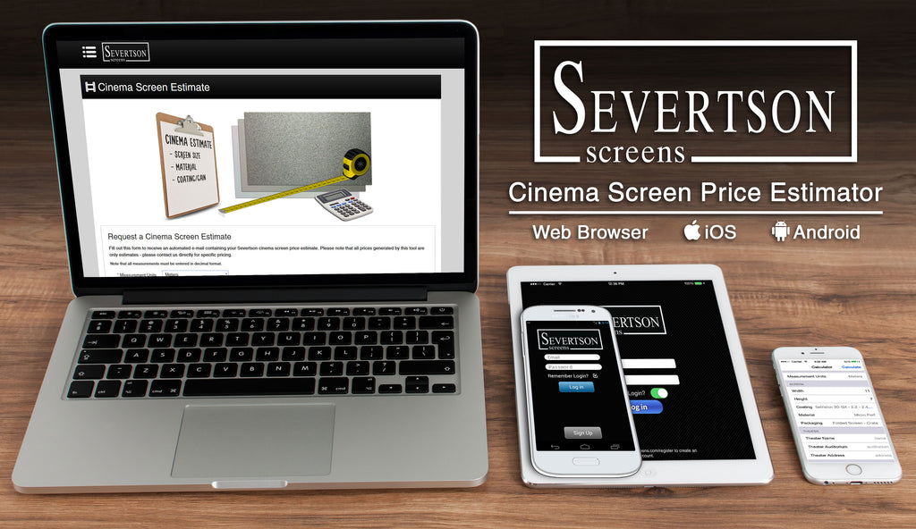 "Severtson Screens launches ""Price Estimator"" on website and app for smartphone devices"