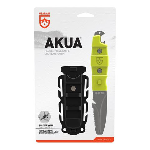Gear Aid - Akua Drop Point Knife