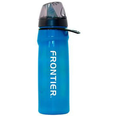Frontier™ Flow Red Line Filtered Water Bottle