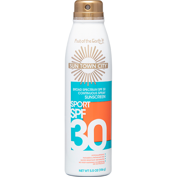 Sun Town City - SPORT SPF 30 Sunscreen