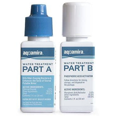 Aquamira Water Treatment Drops