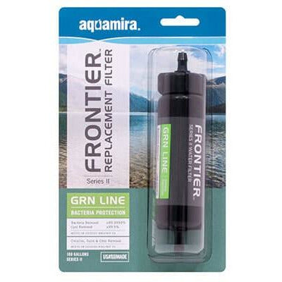 Aquamira Frontier™ Series II Green Line Replacement Filter