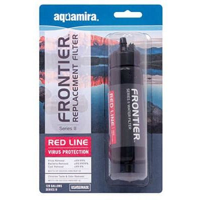 Aquamira Frontier™ Series II Red Line Replacement Filter