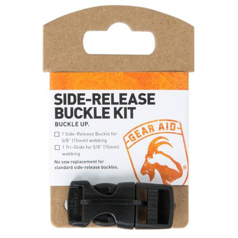 Gear Aid - Side-Release Buckle Kit 5/8''
