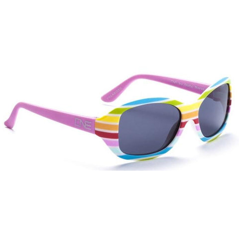 ONE by Optic Nerve Skip It Polarized Girl's Sunglasses