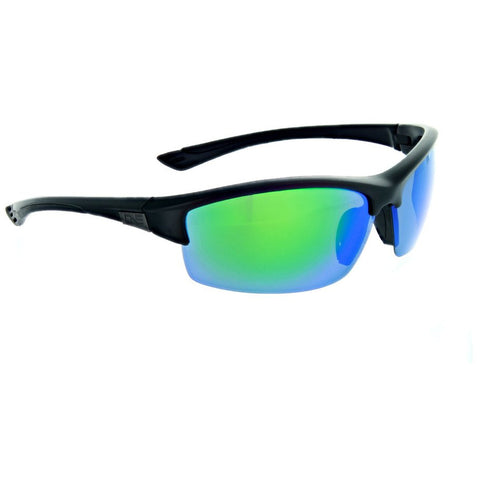 ONE by Optic Nerve Mauzer Polarized Sport Sunglasses