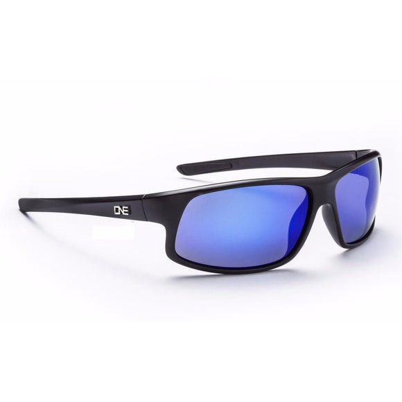 ONE by Optic Nerve Rapid Polarized Sport Sunglasses