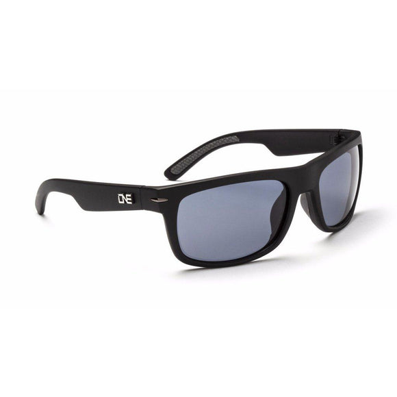 ONE by Optic Nerve Timberline Polarized Wrap Around Sport Sunglasses