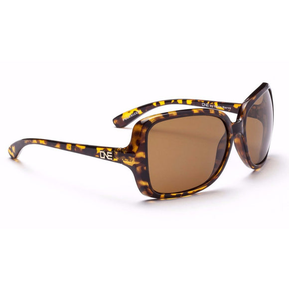 ONE by Optic Nerve Aphrodite Polarized Women's Frame Sunglasses\