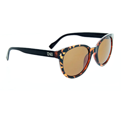 ONE by Optic Nerve Hotplate Polarized Women's Frame Sunglasses
