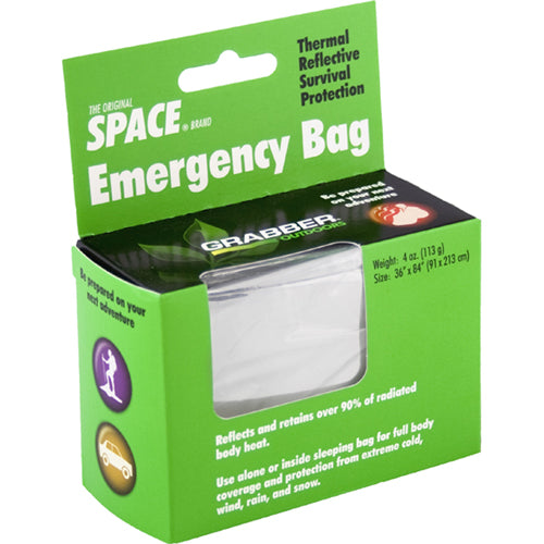 Grabber® SPACE® Brand Emergency Bag