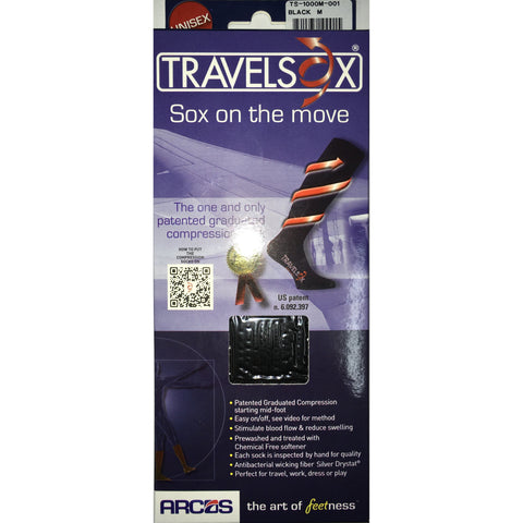 Travelsox® Compression Sock