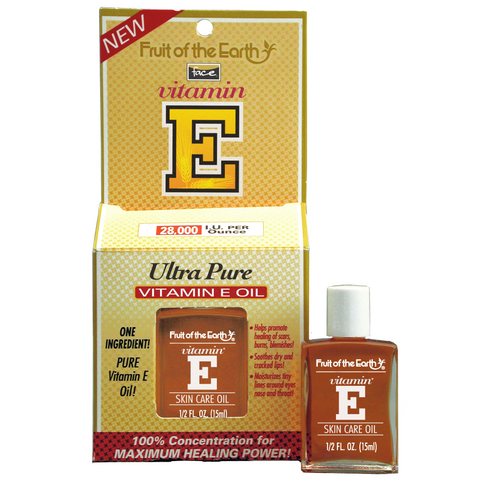 Fruit Of The Earth Ultra Pure Vitamin E Oil