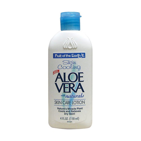 Fruit Of The Earth Aloe Vera Lotion