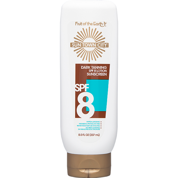 Sun Town City - SPF 8 Sunscreen