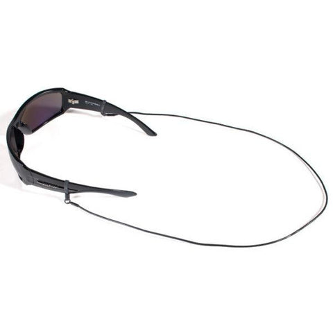 Croakies - ROUND LEATHER Eyewear Retainer
