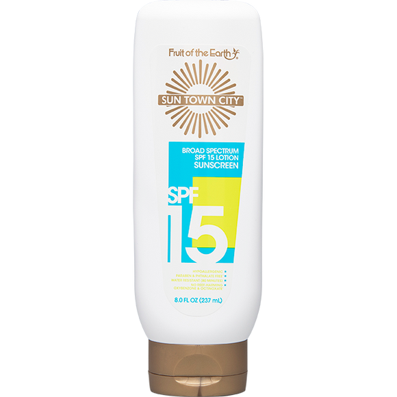 Sun Town City - SPF 15 Sunscreen