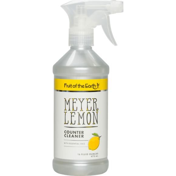 FRUIT OF THE EARTH - MEYER LEMON COUNTER SPRAY