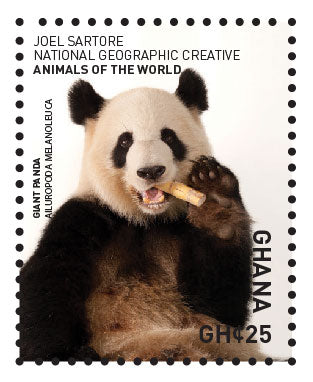 The Photo Ark Stamp Collection by Philatelic Mint  One time purchase at 20% discount for $287.52