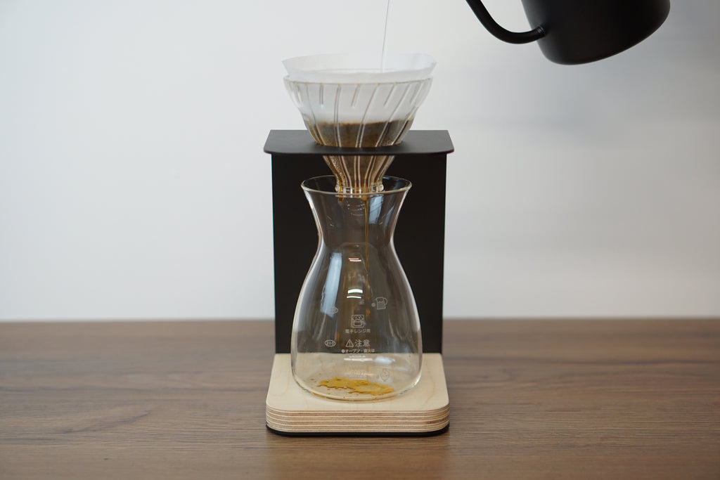 v60 pour over stand