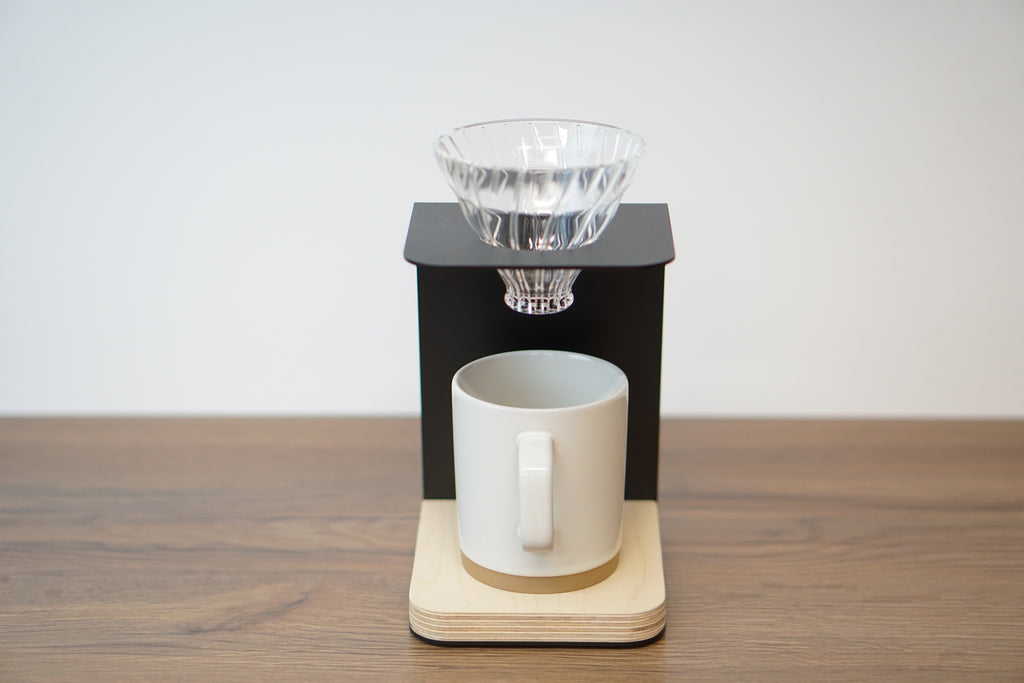 black v60 pour over stand
