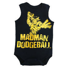 One of a Kind - Madman Dodgeball Tank Onesie - 2-3T
