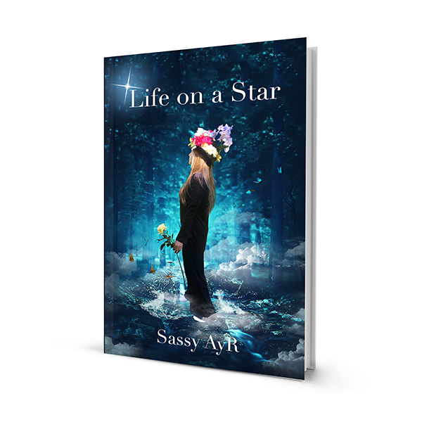 Life on a Star Science Fiction Perfumed Book