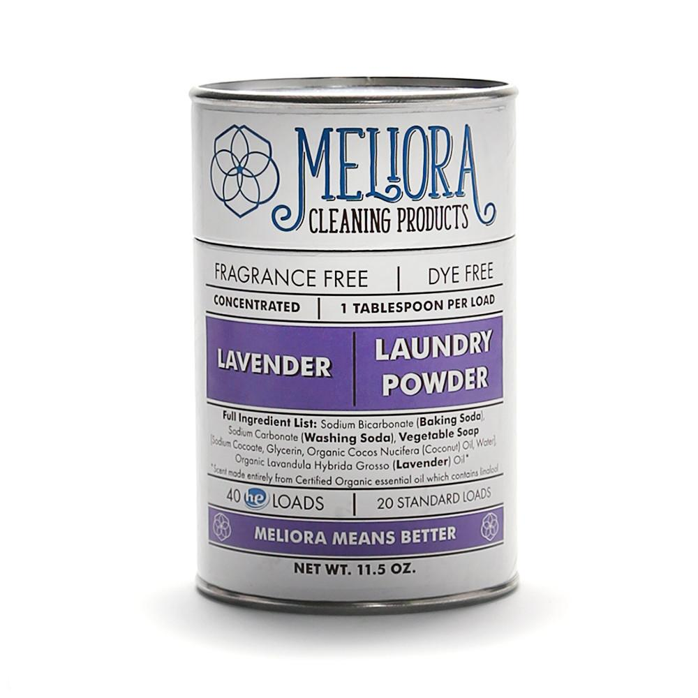 Meliora Laundry Powder, Lavender