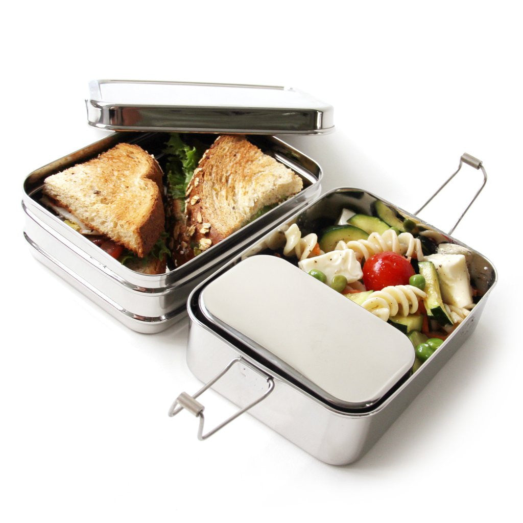 ECOlunchbox Three-in-One Classic Lunch Box