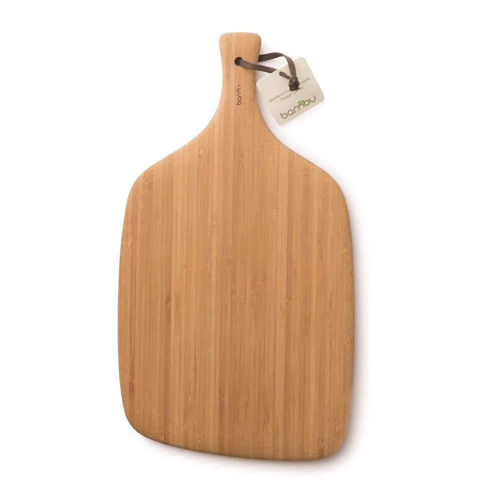 Bamboo Artisan Cutting & Serving Board