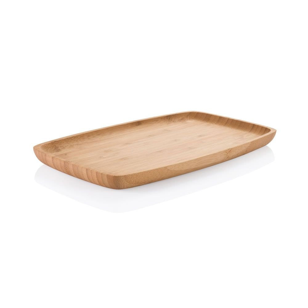 Bamboo Appetizer Tray, Large