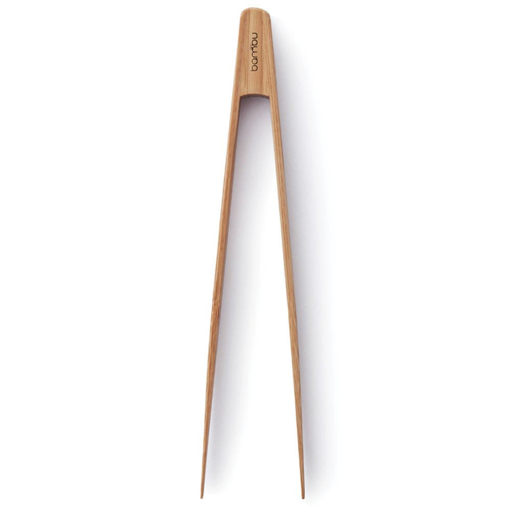 Bamboo Tongs, Large
