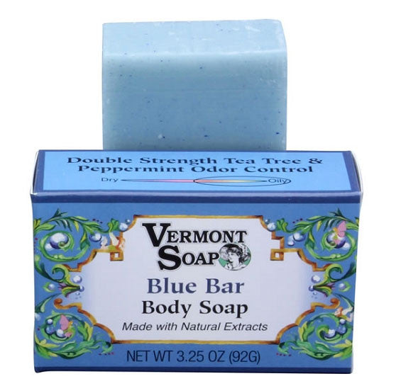 Blue Bar Body Soap