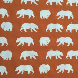 Reusable Organic Wrap (Bear Hike Design)