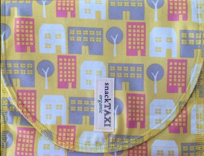 Reusable Organic Snack-Sack (Pretty City Design)