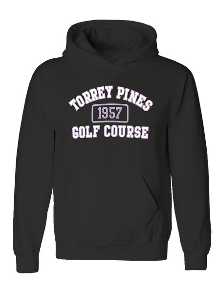 Torrey Pines Hooded Sweatshirt - Merchandise and Services from The Golf Shop at Torrey Pines