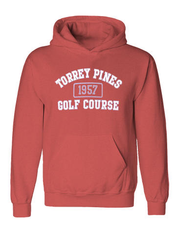 Torrey Pines Hooded Sweatshirt