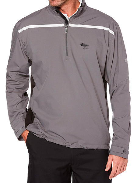 Torrey Pines Repel Long Sleeve Water-Resistant 1/4-Zip Windshirt
